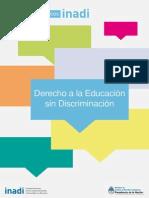 Documento Tematico Educacion