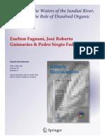 2012 - Aquatic Geochemistry
