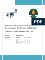 LPG Recovery and Condensate Stabilization