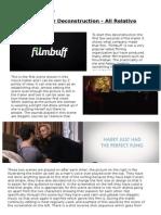 Film Trailer Deconstruction 3