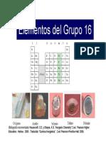 Grupo XVI