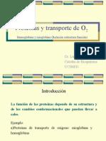 Protec3adnas y Transporte de Oxc3adgeno Septl 2011