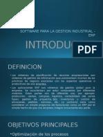 Conceptos de Software Para La Gestion Industrial