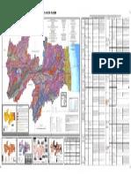 Mapa Da Geodiversidade _ Paraíba - Cprm