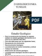 Estudio geologico(Tuneles)