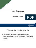 Voz Forense