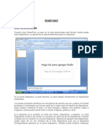 Tutorial para Microsoft PowerPoint 2013