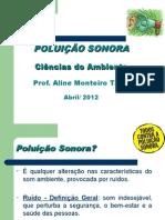 Poluicao Sonora Trabalho Powerpoint