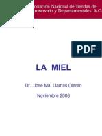 Dr. José Ma. Llamas Olarán Noviembre 2006