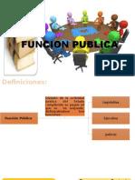 Función Pública Estado Nación Teritorio