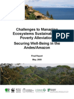 Espa Amazon Andes Final Report 2008