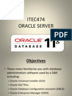 Lecture3 Oracle