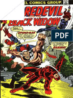 Daredevil and The Black Widow 103 Vol 1