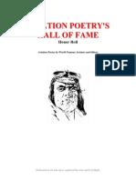 Famous Aviators Poetry