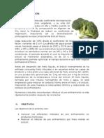 brocoli postcosecha