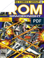 Rom Space Knight 2 Vol 1