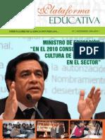 REVISTA INFORMATIVA PLATAFORMA EDUCATIVA 2009 - DRELM