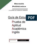 2 GUIA DE ESTUDIOS PRUEBA DE INGL+ëS 2015