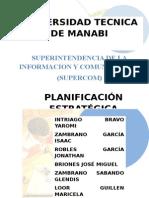 supercom-planificacion