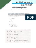 Calculo de Integraless