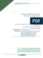 Doença Nodular Da Tireoide - Tratamento E Seguimento