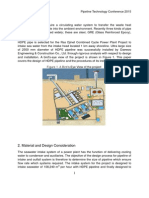 HDPE Pipeline Installation and Design