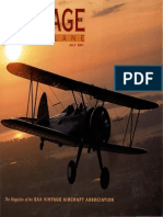 Vintage Airplane - Jul 2001