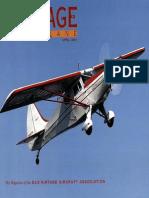 Vintage Airplane - Apr 2001