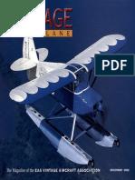 Vintage Airplane - Dec 2002