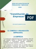 1. El Constitucion de Empresas 2 Parte