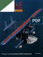Vintage Airplane - Oct 2002