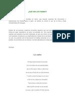 Concepto, Tipos y Métrica de Poemas