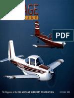 Vintage Airplane - Sep 2002