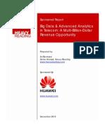 Big Data Customized Report