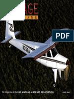 Vintage Airplane - Jun 2002