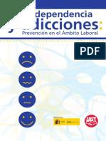 Drogodependencia y Adicciones Prevencion en El Ambito Laboral