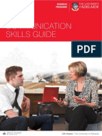 Communication Skills Guide Adelaide