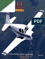 Vintage Airplane - Apr 2002