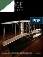 Vintage Airplane - Dec 2003