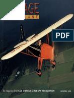Vintage Airplane - Nov 2003