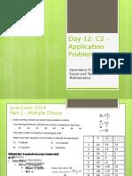 cst math 2015 - day 12 - c2 - june 2014 (2)