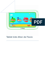 Tablet Kids Altron