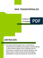 lostemastransversales-100504170611-phpapp02.ppt
