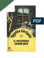 15 - Agatha Christie - Il Misterioso Signor Quin (1930)