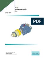 9852 0625 05b Esquema de Mantenimiento DHR 48 H