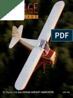 Vintage Airplane - Jun 2003