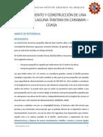 Marco Teórico Represas PDF