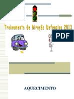 Treinamento Direção Denfensiva 2013