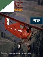 Vintage Airplane - Sep 2004