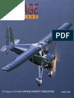 Vintage Airplane - Aug 2004
